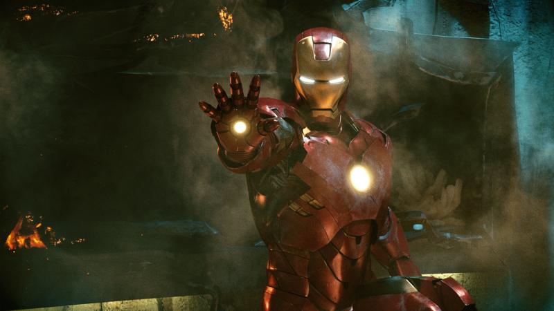 Marvel's Iron Man 2