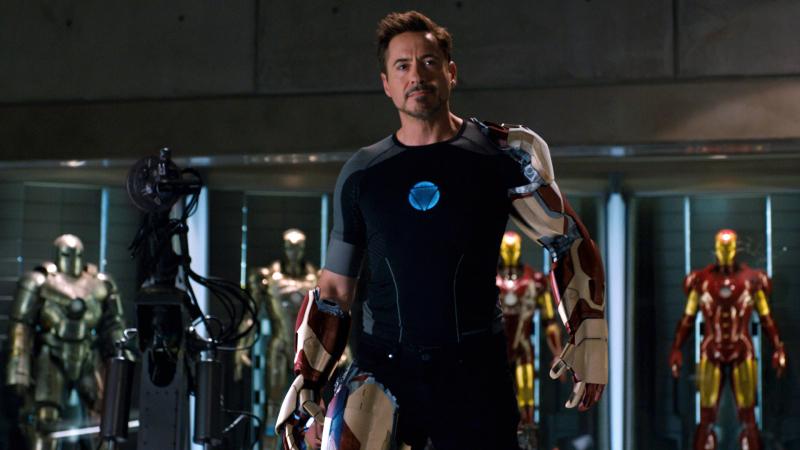 Marvel's Iron Man 3