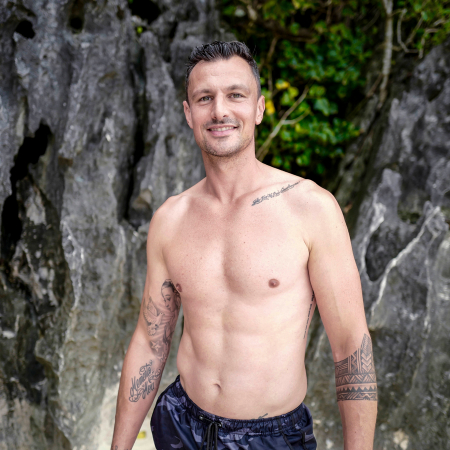 Angelo (37) uit Lauwe