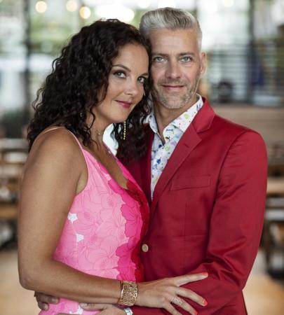Hannelore (40) en Steven (44) uit Roeselare