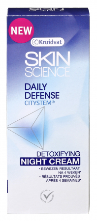 Daily Defense Detoxifying Night Cream