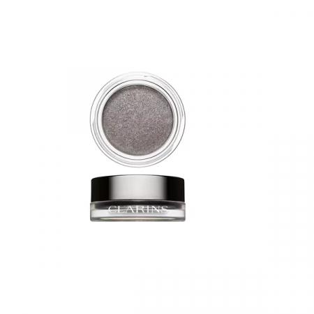 Zilverkleurige oogschaduw