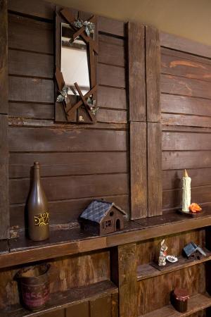 Cottage au chocolat