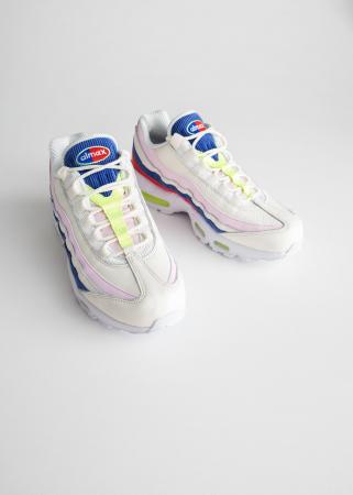 Witte sneakersAir Max 95 SE