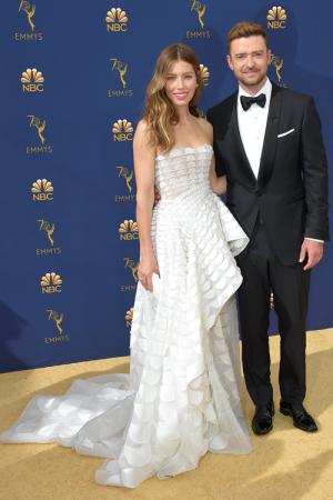 Jessica Biel en Justin Timberlake