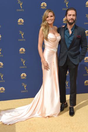Heidi Klum en Tom Kaulitz