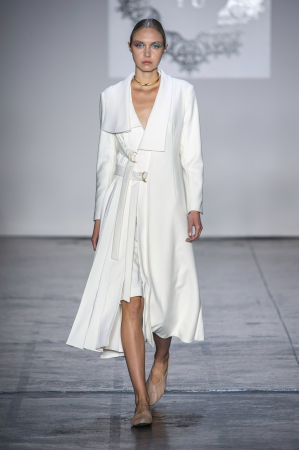 Total look blanc