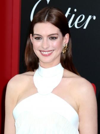 Bleke huid à la Anne Hathaway