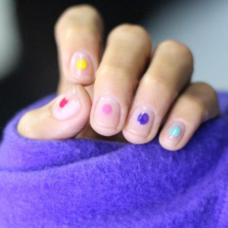 Wabi sabi nails