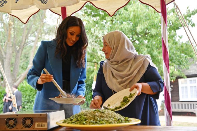 Boekvoorstelling'Together: Our Community Cookbook'