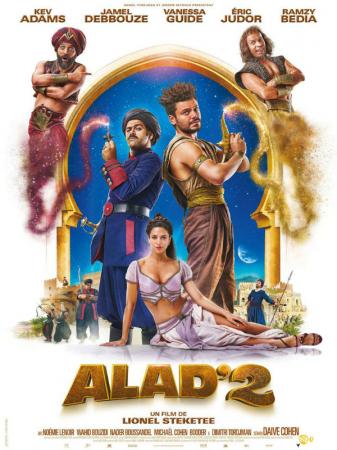 Alad'2, avec Kev Adams et Jamel Debbouze