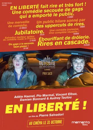 En liberté, avec Adèle Haenel