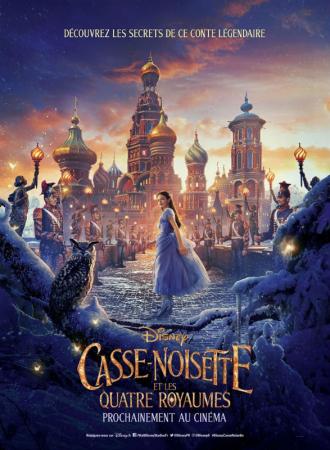 Casse-Noisette et les quatre royaumes, avec Keira Knightley