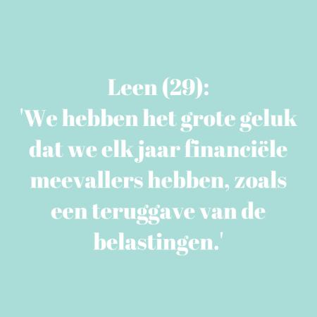 Leen (29) – € 27.000