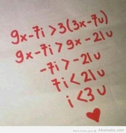 Mots d'amour