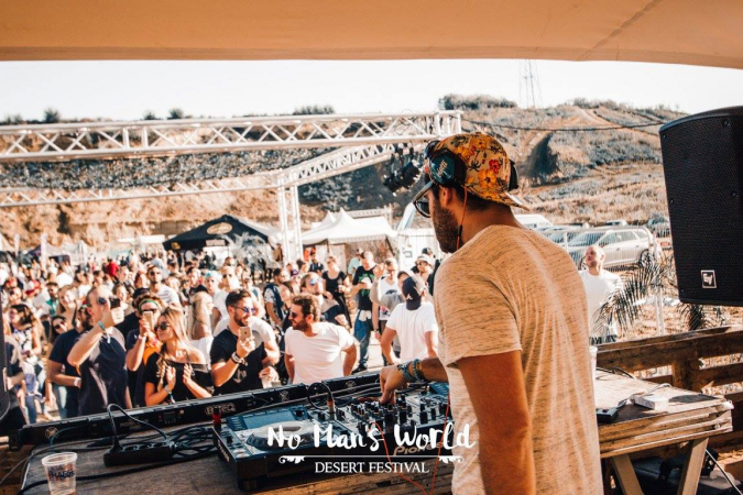 No Man's World Desert Festival – MONT-SAINT-GUIBERT