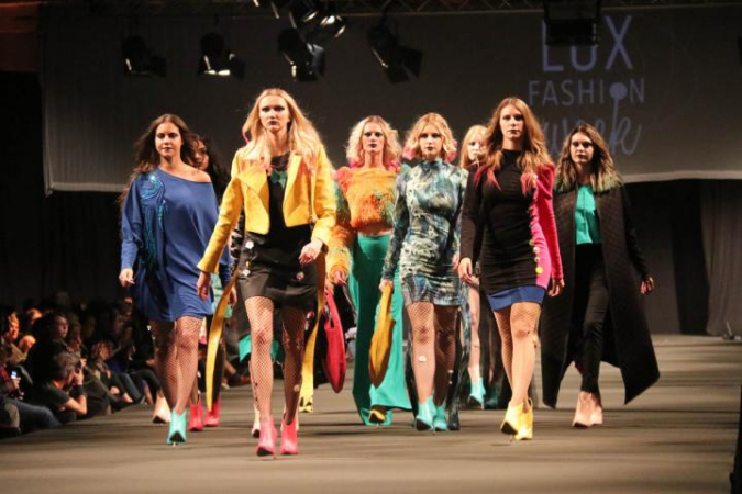 Lux Fashion Week – ARLON