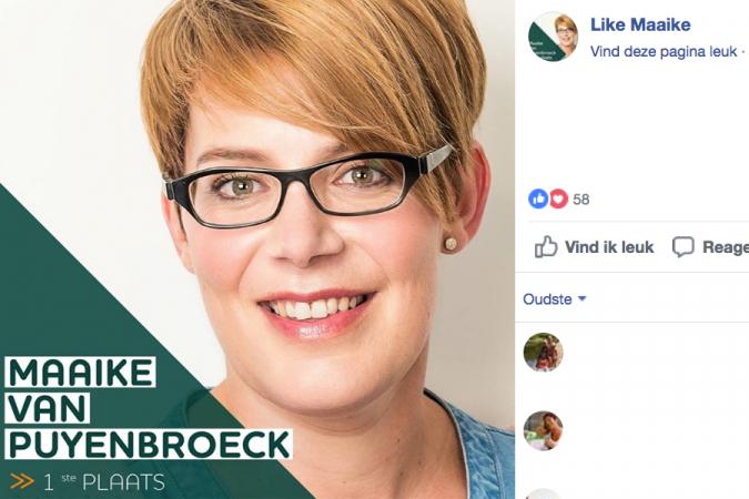 Maaike Van Puyenbroeck – Like Maaike