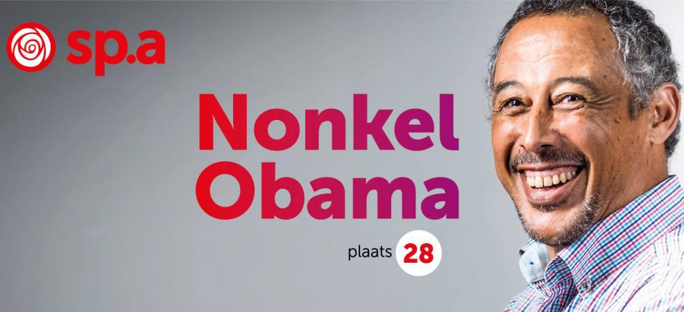 Quirijn Louncke komt op als 'Nonkel Obama'