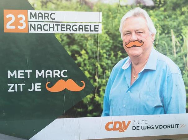 Marc Nachtergaele – Met Marc zit je *oranje snor*