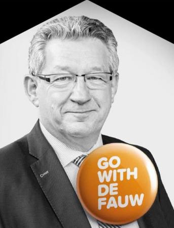 Dirk De Fauw – Go with De Fauw