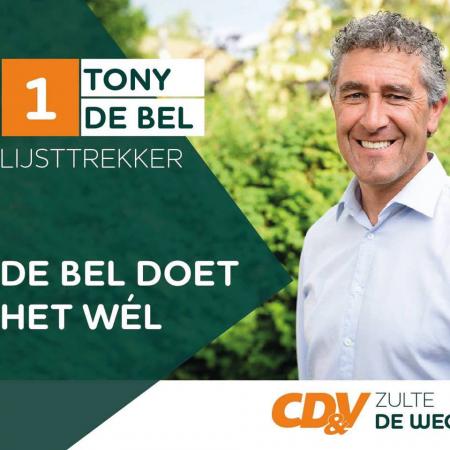 Tony De Bel – De Bel doet het wél