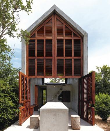 Casa Tiny, Mexico
