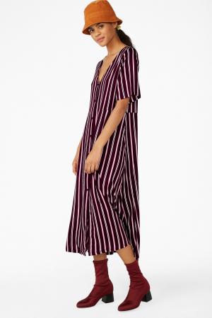 V-hals jurk