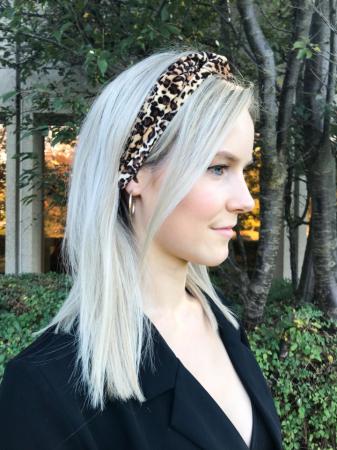 3. Beautyredactrice Charlotte, fijn en sluik haar