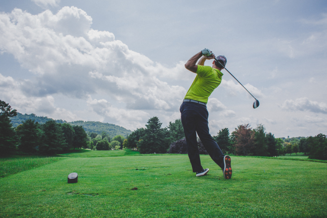 3. Golf