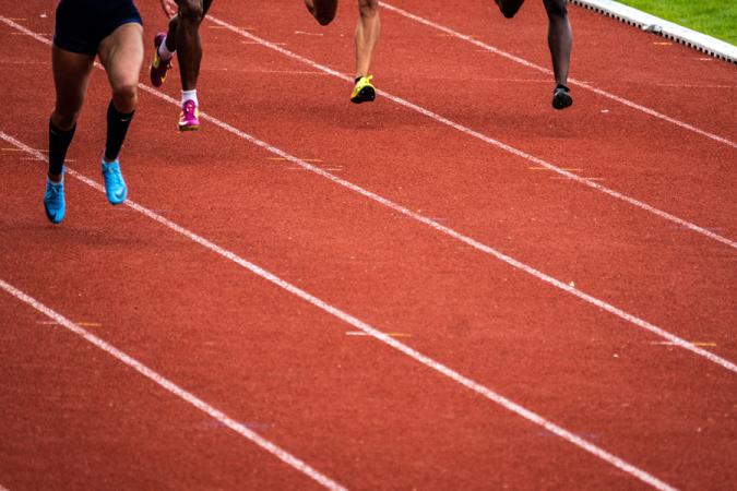 10. Atletiek