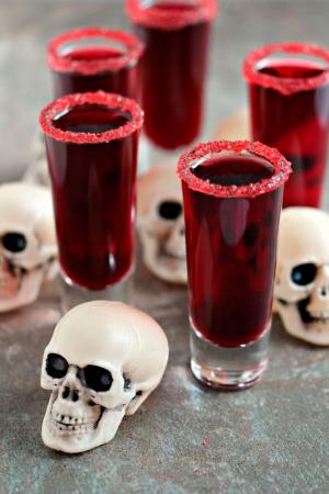 Sangria Walker Blood