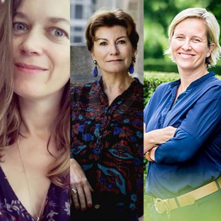 Hoe maak je een succesvol vrouwenblad? – panel met hoofdredacteurs Eva Van Driessche, An Brouckmans en Karen Hellemans