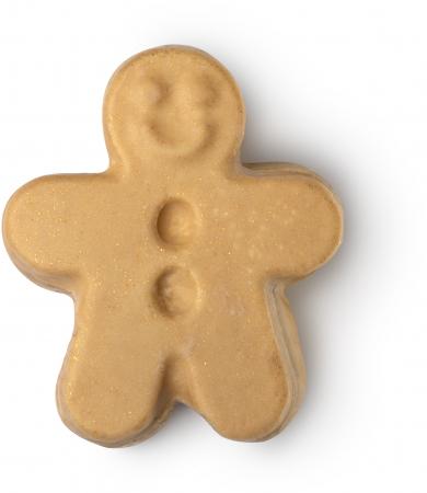 Gingerbread man – Boîte à paillettes