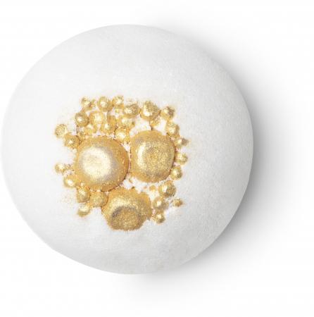 Perle de sel – bath-bomb