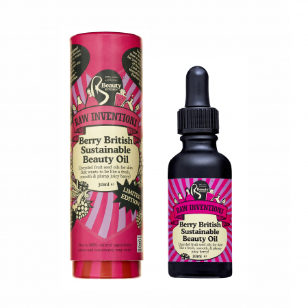 Berry British Sustainable Beauty Oil