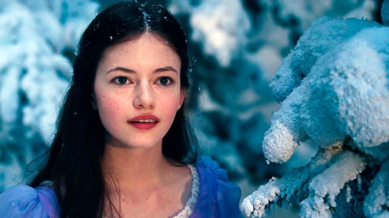 In 'The Nutcracker and the Four Realms' heeft ze haar eerste hoofdrol te pakken