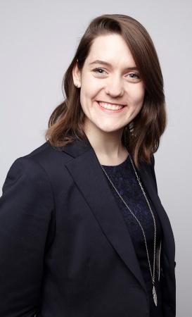 Laurence, 30 ans, manager dans une entreprise de conseil en technologie et informatique. Et gagnante du prix ICT Young Lady of the Year 2018, récompensant une femme s'étant distinguée dans le domaine des technologies