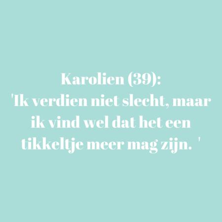 Karolien (39) – € 3.500