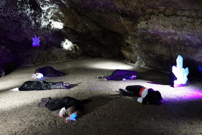 Au Domaine des Grottes de Han