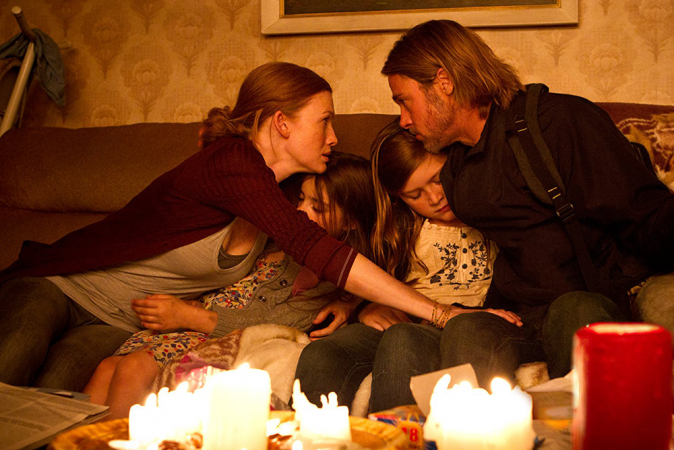 1. World War Z