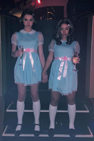 Cierra Ramirez en Maia Mitchell