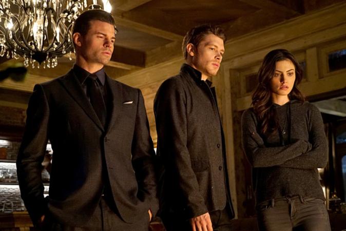 10. The Originals (5 seizoenen)