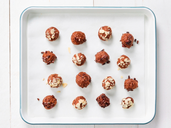 Chocoladeballetjes