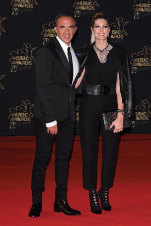 Nikos et son épouse, Tina Grigoriou