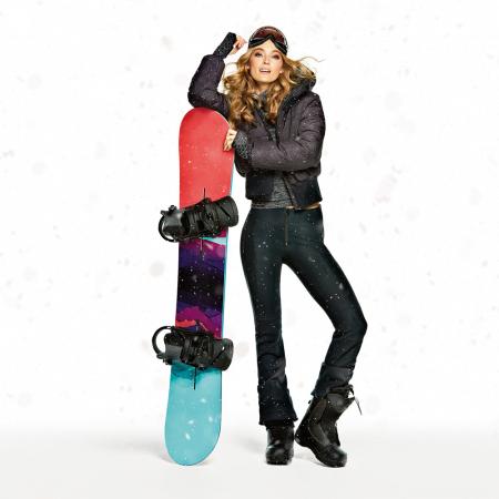 Hunkemöller skikleding