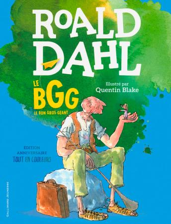 Le bon gros géant – Roald Dahl