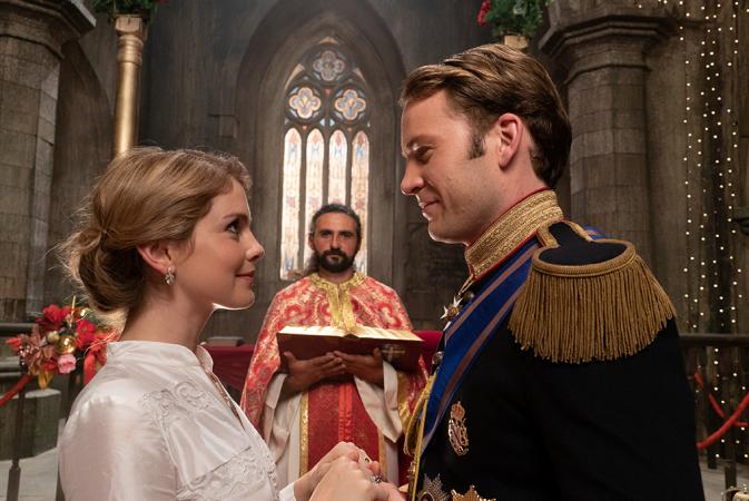 A Christmas Prince: The Royal Wedding