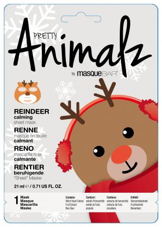 Reindeer Calming Sheet Mask