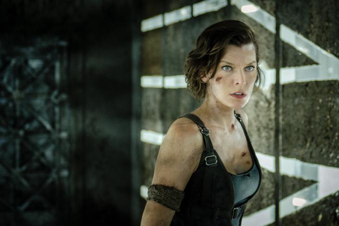 'Resident Evil'-films